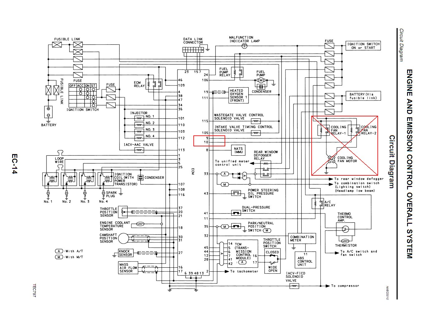 s15 ecu fan 02 nissan s15 thermo fan setup omgpham s15 ecu wiring diagram at gsmportal.co