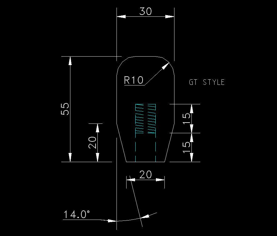Custom Gear Knobs « omgpham…