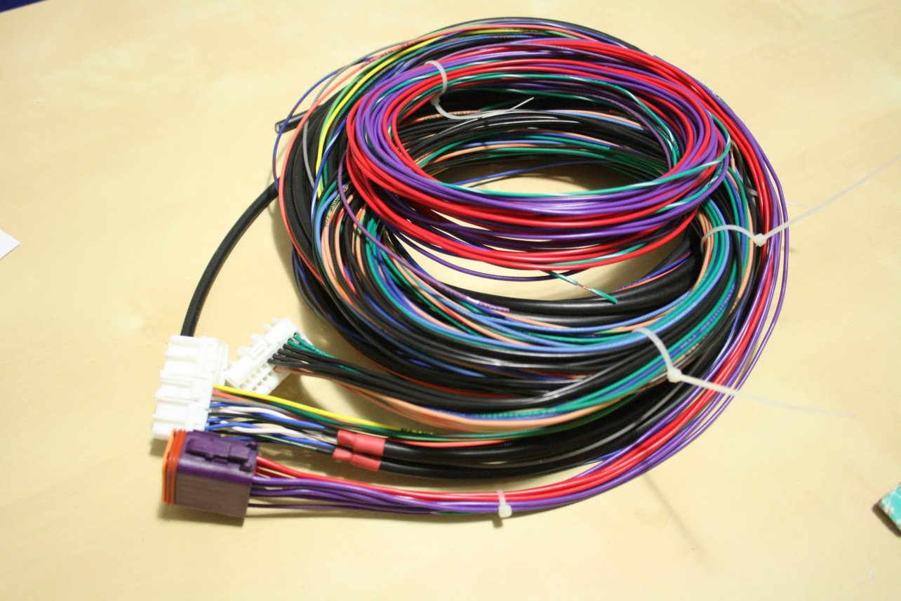 Classic Wiring Looms Melbourne - DIY Enthusiasts Wiring Diagrams •